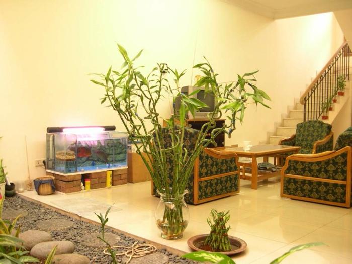 welche feng shui pflanzen sollten sie laut feng shui im. Black Bedroom Furniture Sets. Home Design Ideas