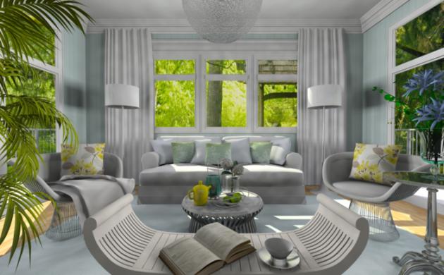 wohnzimmer einrichtungsideen mit attraktivem mobiliar und frischen farben freshideen 1. Black Bedroom Furniture Sets. Home Design Ideas