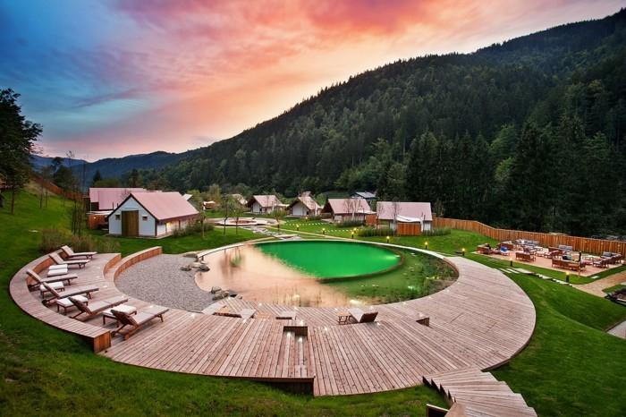 günstig urlaub machen lebe gesund urlaub an der müritz reiseziele glamping slovenia