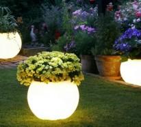 Die Gartenbeleuchtung: Die notwendige Voraussetzung für den Gartengenuss