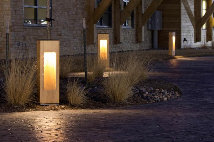 Die Gartenbeleuchtung: Die Notwendige Voraussetzung Für Den ... Umweltfreundliche Gartengestaltung