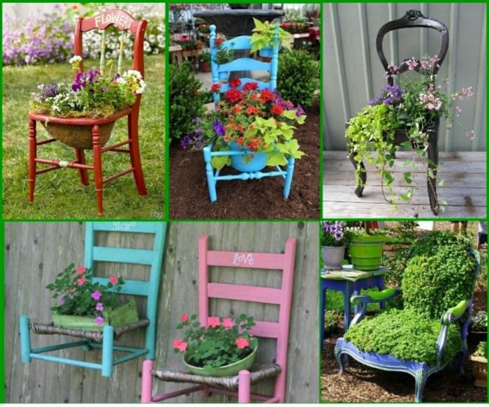 33 super kreative gartengestaltung ideen f r den sommer for Gartengestaltung vintage