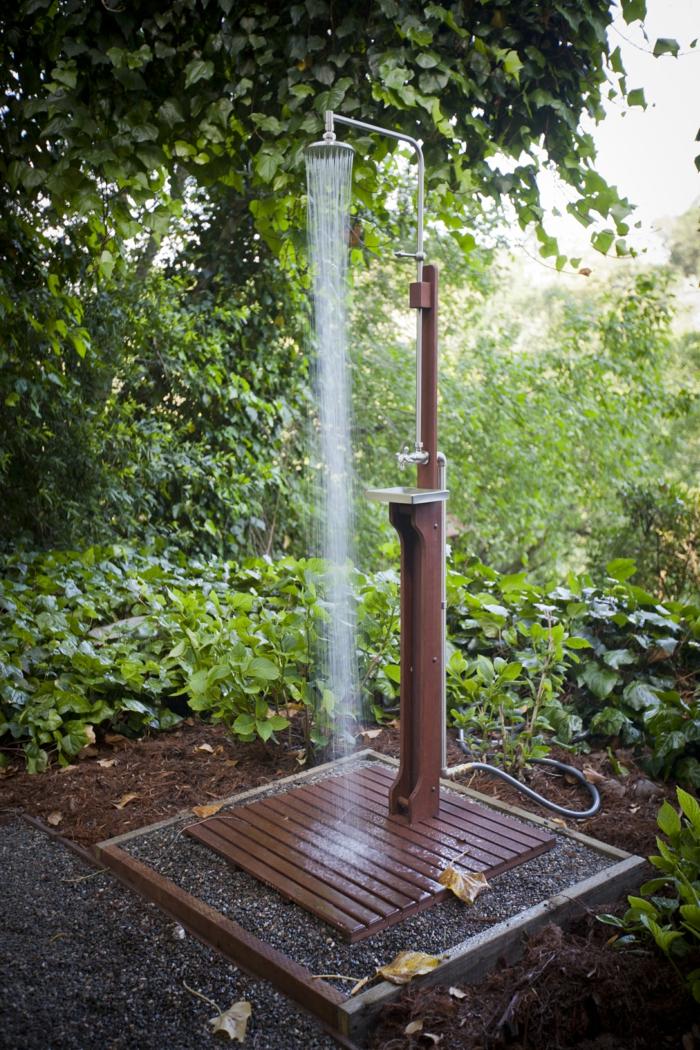Outdoor Dusche - Gartendusche für einen noch tolleren Sommer!