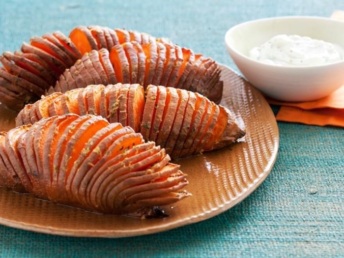 gesunde haare lebe gesund gesund leben süßkartoffel