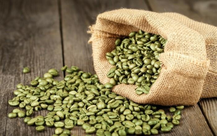 grüner kaffee gesund abnehmen chlorogensäure gewichtsverlust