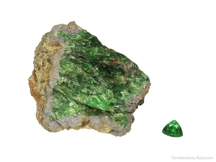garnet edelstein heilwirkungen grün