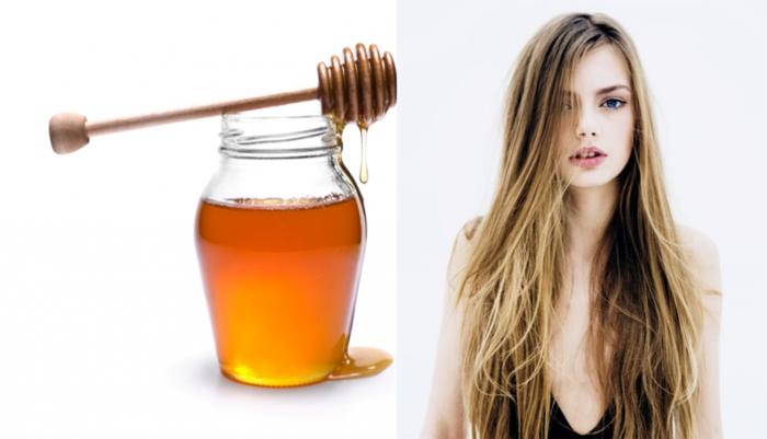 haarpflege tipps blonde haare honig haarmittel natürlich
