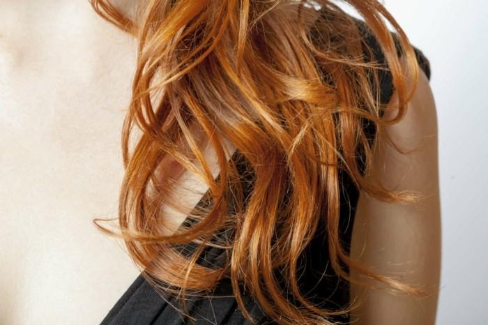 haarpflege tipps rötliche haare selber machen