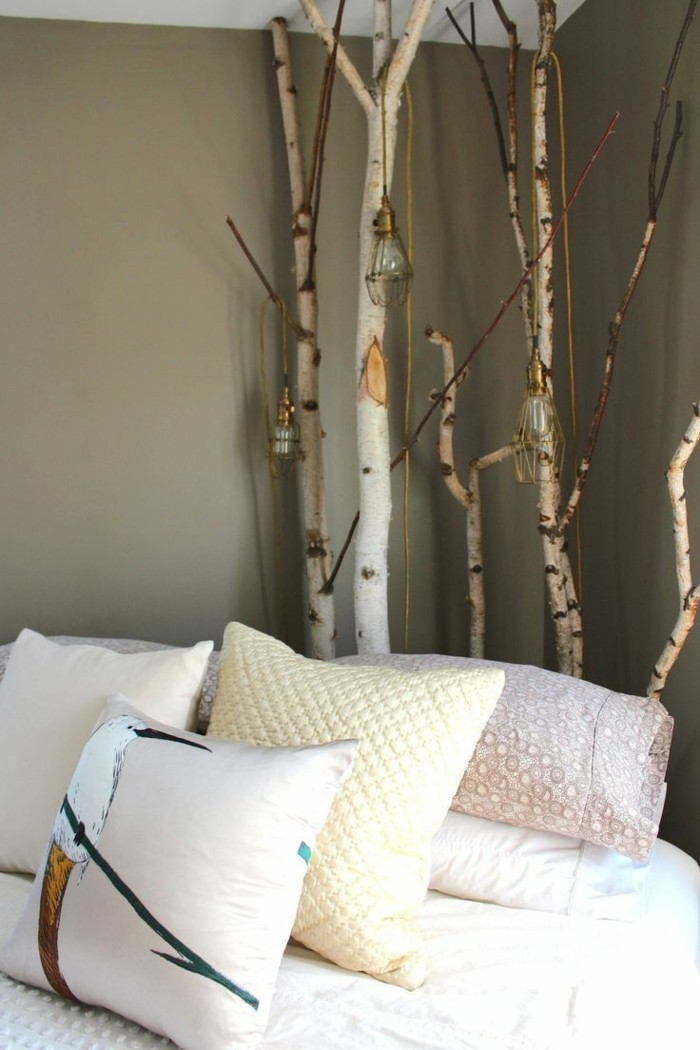 Inneneinrichtung - Ideen, wie Sie mit Treibholz dekorieren