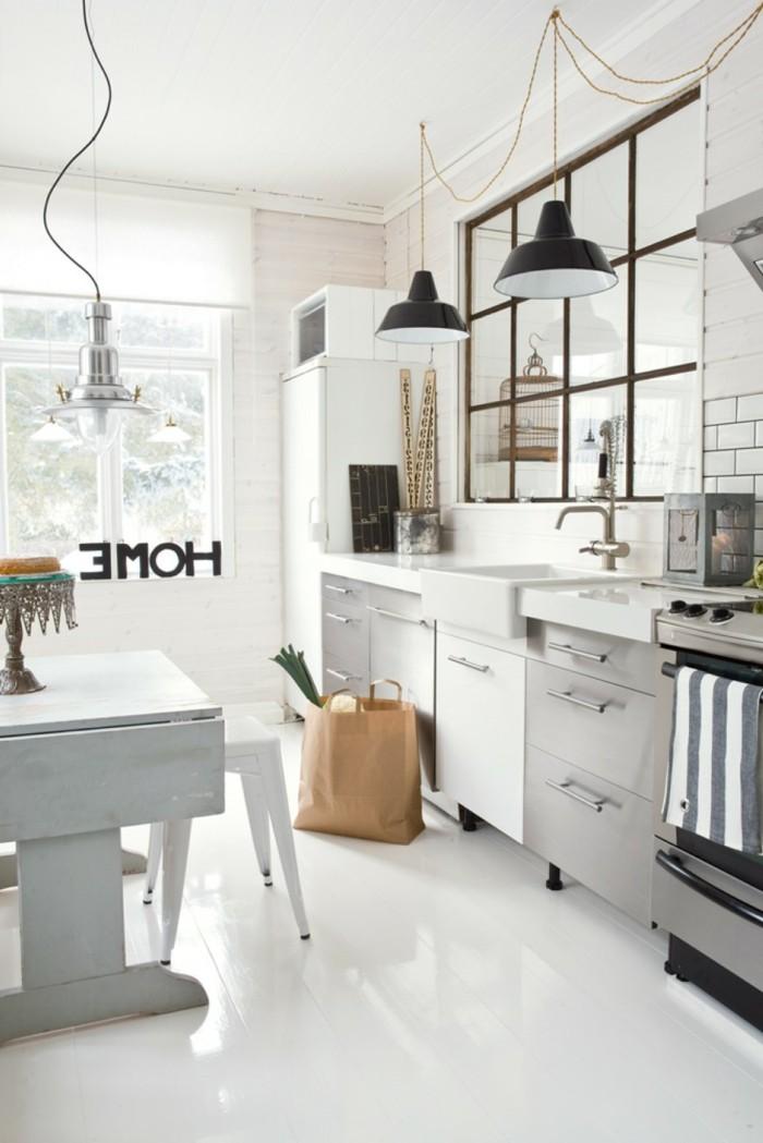 küchenmöbel küchenschränke weiß grau