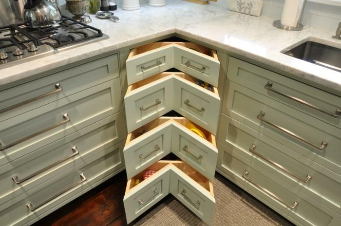 küchenschränke kaufen eckschränke wohnideen küche