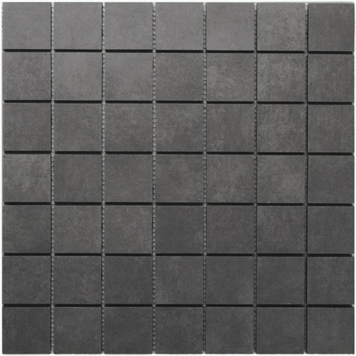 keramikfliesen einrichtungsbeispiele wohn schwarz weiß graphit