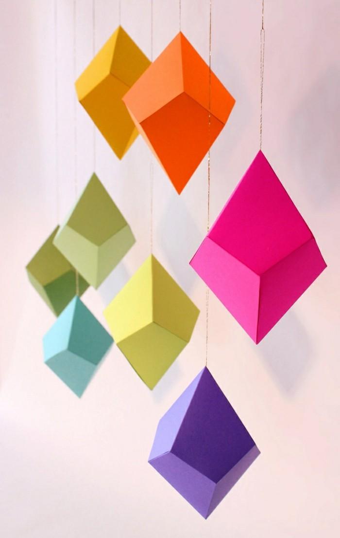 Kreativ basteln – 65 ausgefallene Sachen, die Sie aus Papier und ...