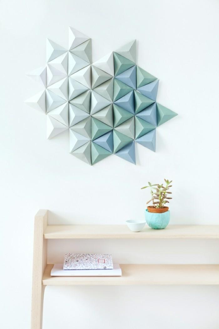 kreativ basteln 65 ausgefallene sachen die sie aus papier und servietten kreieren k nnen. Black Bedroom Furniture Sets. Home Design Ideas