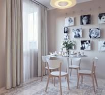 Kreative Wandgestaltung – 35 inspirierende Fotobeispiele und Ideen