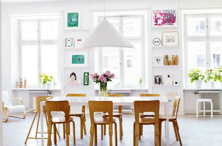 Wandgestaltung esszimmer ideen  Chestha.com | Dekor Ideen Esszimmer