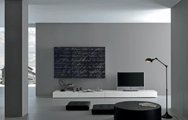 wohnzimmer ideen wandgestaltung grau kreative wandgestaltung 35 bilder frs wohnzimmer tapezieren - Bilder Frs Wohnzimmer Tapezieren