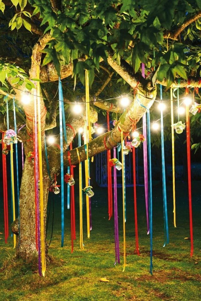 kreative gardenideen diy ideen gartenparty dekoideen