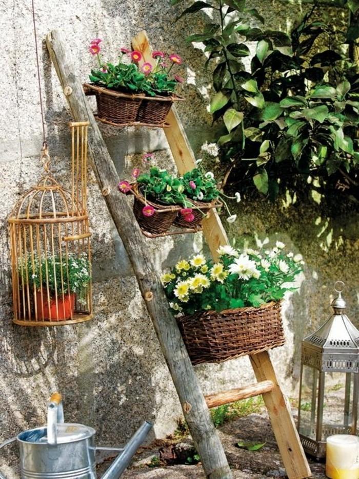 44 deko garten ideen entfalten sie den charme des for Garten dekorieren ideen