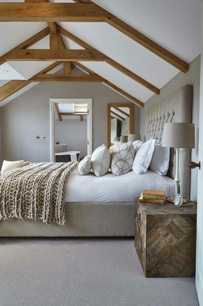 landhausstil schlafzimmer stilvoll und gemütlich zugleich