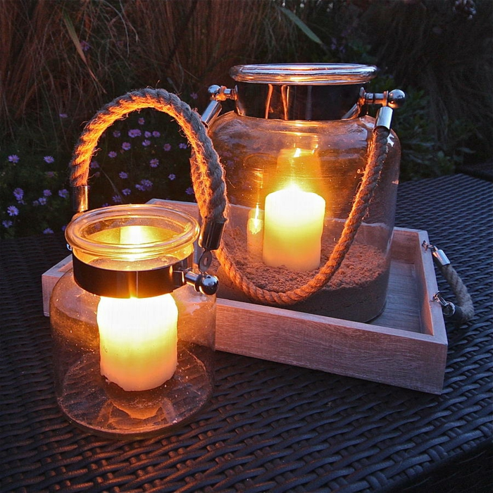 laterne lampion indirekte beleuchtung lichtfest lichterkette mysterie meer