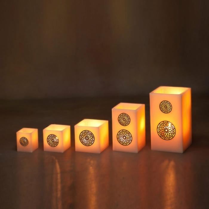 lateren mapion indirekte beleuchtung lichtfest lichterkette mysterie rechtecke