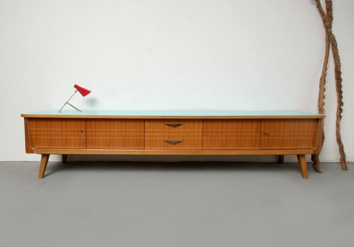 lowboard tv wohnzimmer ideen einrichten einrichtungsbeispiele holzmöbel diy ideen