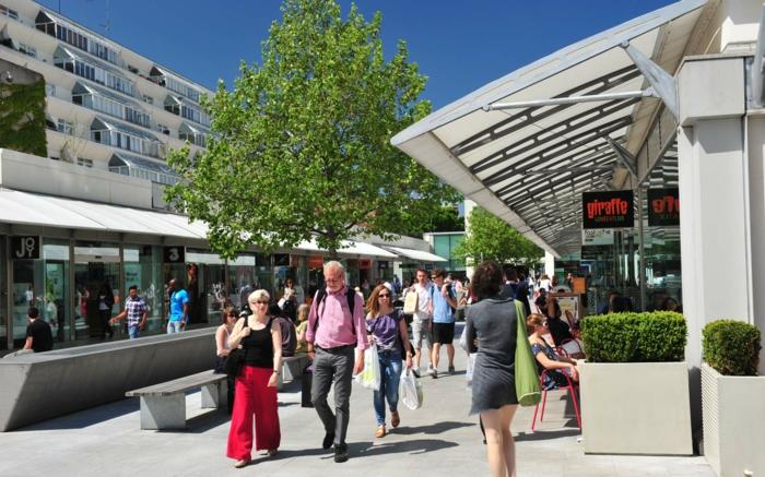 massivhaus bauen london bloomsbury brunswick center gängerzone freizeit