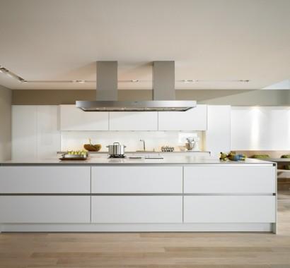 moderne küchen weiss | wotzc, Kuchen