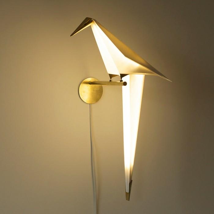 Moderne Leuchten moderne leuchten in origami optik umut yamac