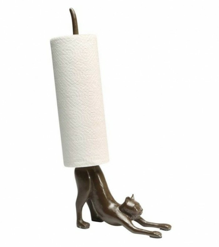 40 toilet paper holder with funny design