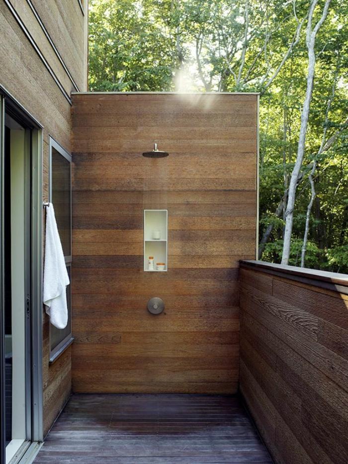 Einfach Gartendusche Ideen ~ Outdoor dusche gartendusche für einen noch tolleren sommer