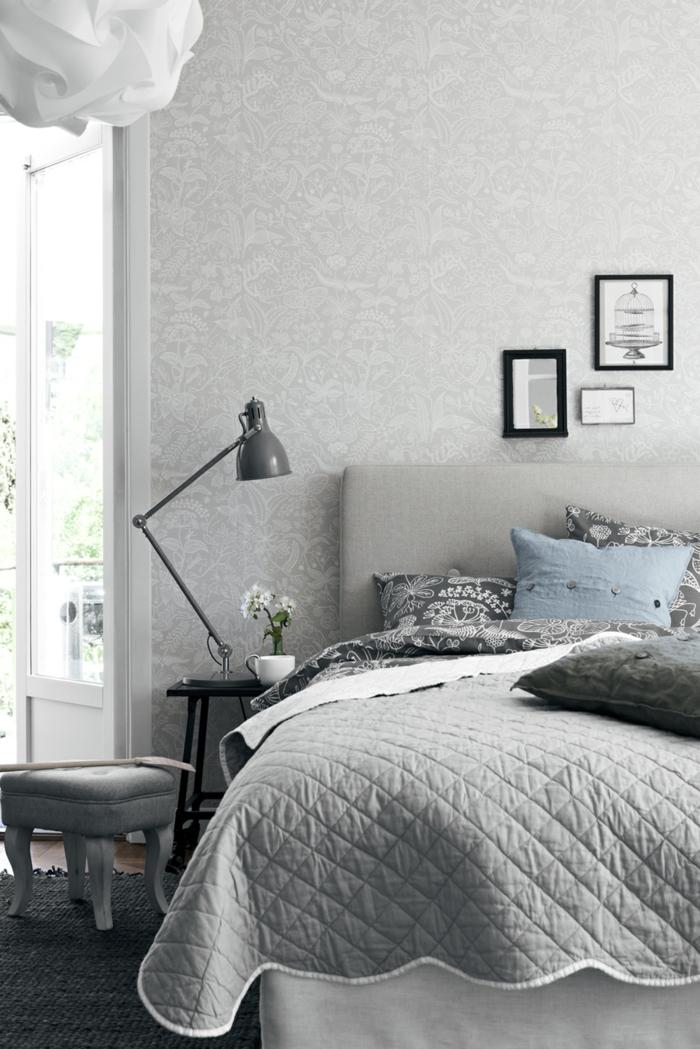 Teppichboden grau schlafzimmer  Schlafzimmer teppich grau ~ Übersicht Traum Schlafzimmer