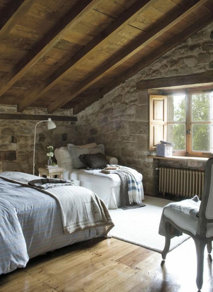 Schlafzimmer Gestalten Mit Steinwand ? Bitmoon.info Schlafzimmer Gestalten Mit Steinwand