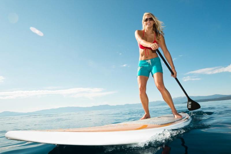schnell undgesund abnehmen Sport treiben Sommerurlaub