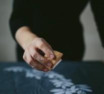 Stempel selber machen- 42 hinreißende Bastelideen