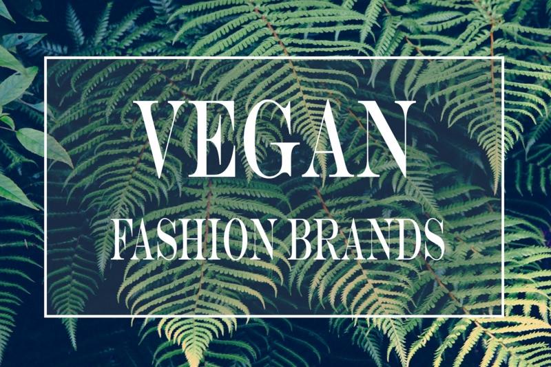 vegane mode brands nachhaltige trends