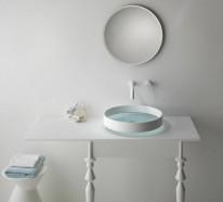Schwebendes Waschbecken Design von Thomas Coward