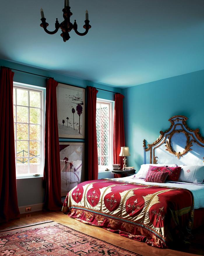 schlafzimmer blau 50 blaue schlafbereiche die schlaf und erholung garantieren. Black Bedroom Furniture Sets. Home Design Ideas