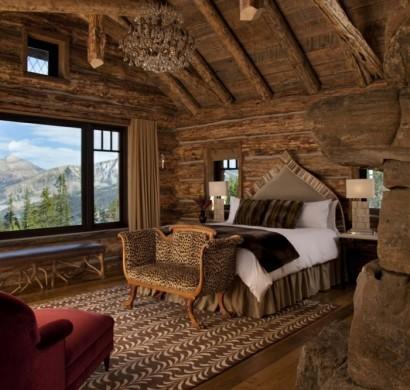 rustikales schlafzimmer – progo