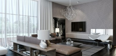 wohnideen-wohnzimmer-neutrale-farben-eleganter-teppich-luftige-gardinen