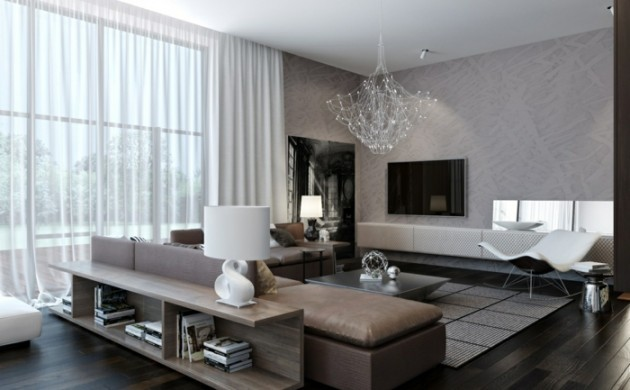 ▷ 1000 Ideen Für Wohnzimmer Einrichten - Wohnlandschaft - Möbel