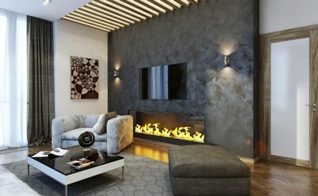 wohnzimmer einrichten wohnlandschaft m bel wohnen. Black Bedroom Furniture Sets. Home Design Ideas