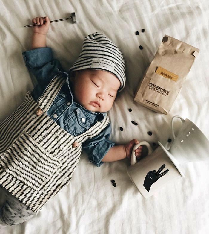 Baby Foto Ideen 49 fotoshooting ideen für babyfotos, die überraschend anders sind