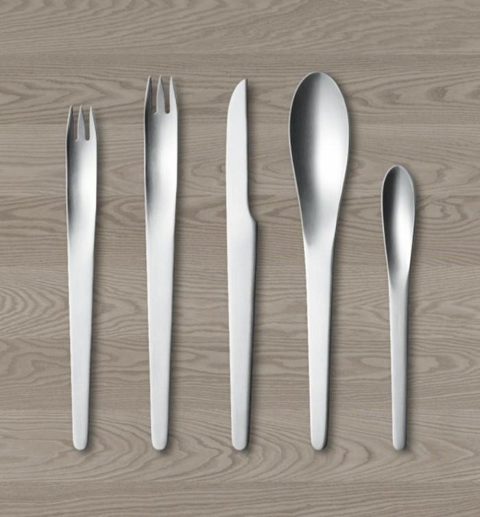Besteckset Tischdecken Besteck kaufen elegant