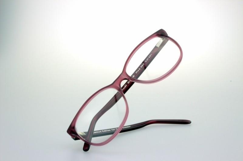 Brillen selbst gestalten Brillen online kaufen Brillenrahmen rot