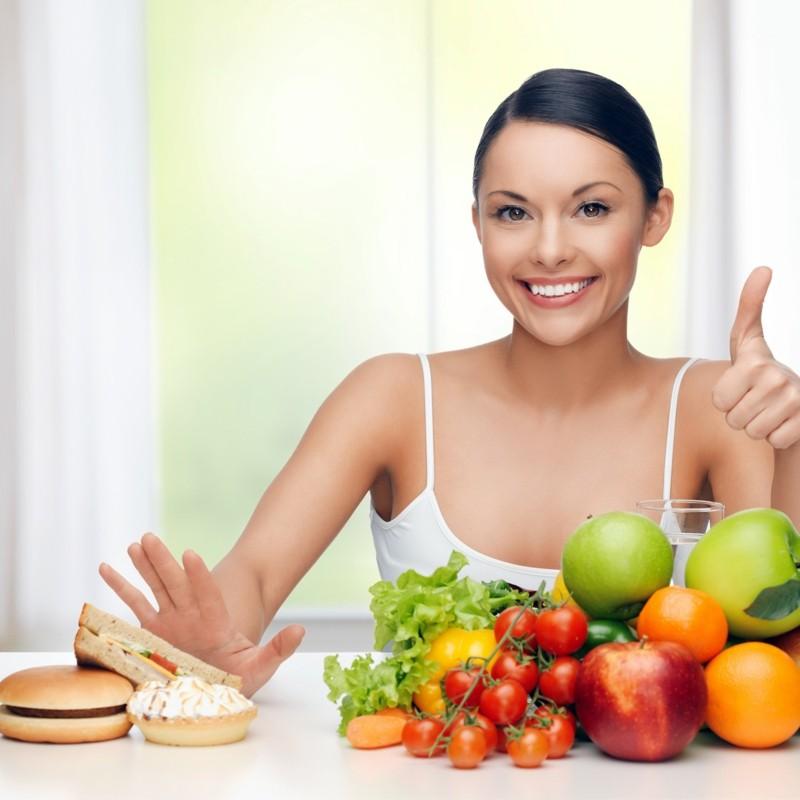 Diätrezepte gegen Orangenhaut Tipps Obst und Gemüse