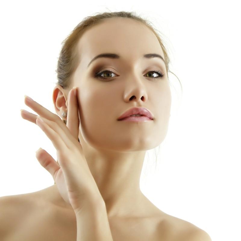 Gesichtsmaske selber machen schöne Haut Tipps
