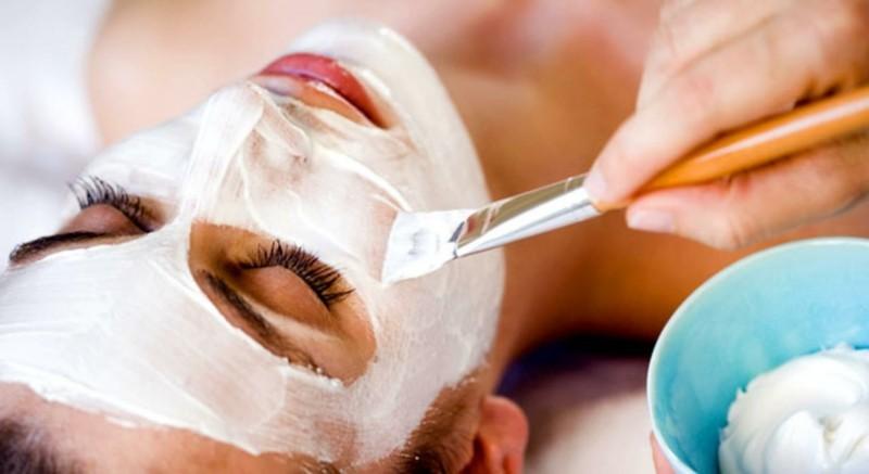 Gesichtsmasken selber machen schöne Haut Gesichtsmaske