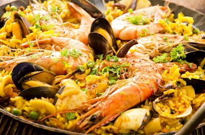 Gesund essen: Ernährungstipps Rezepte Meeresfrüchte
